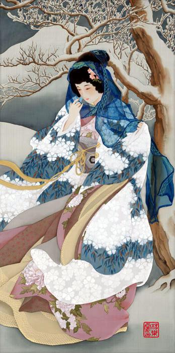 women-in-snow